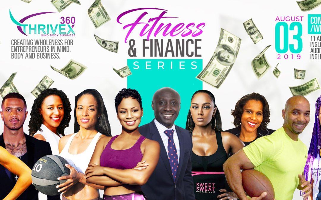 FITNESS & FINANCE (Keynote Speaker)